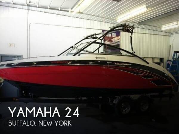 2013 Yamaha 24 for sale