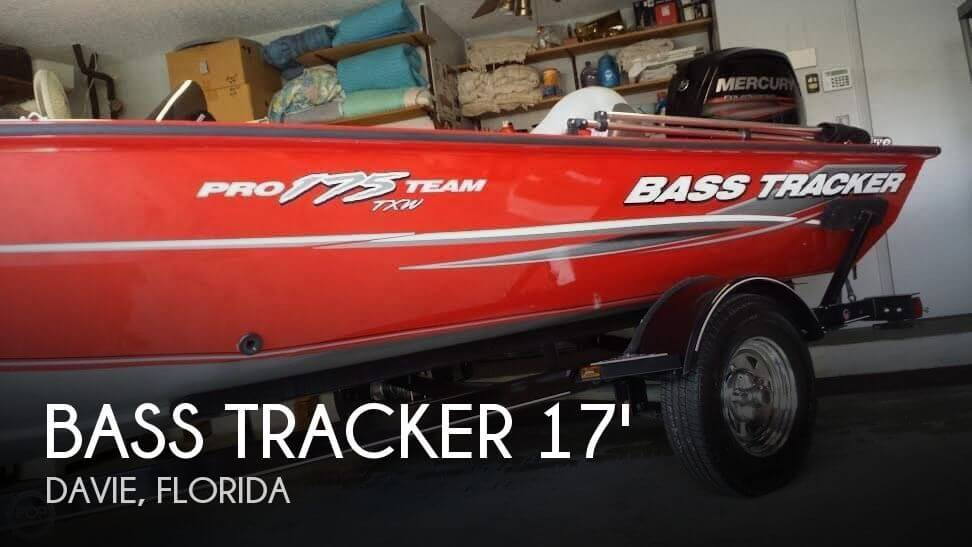 2015 Bass Tracker Pro 175 TWX for sale