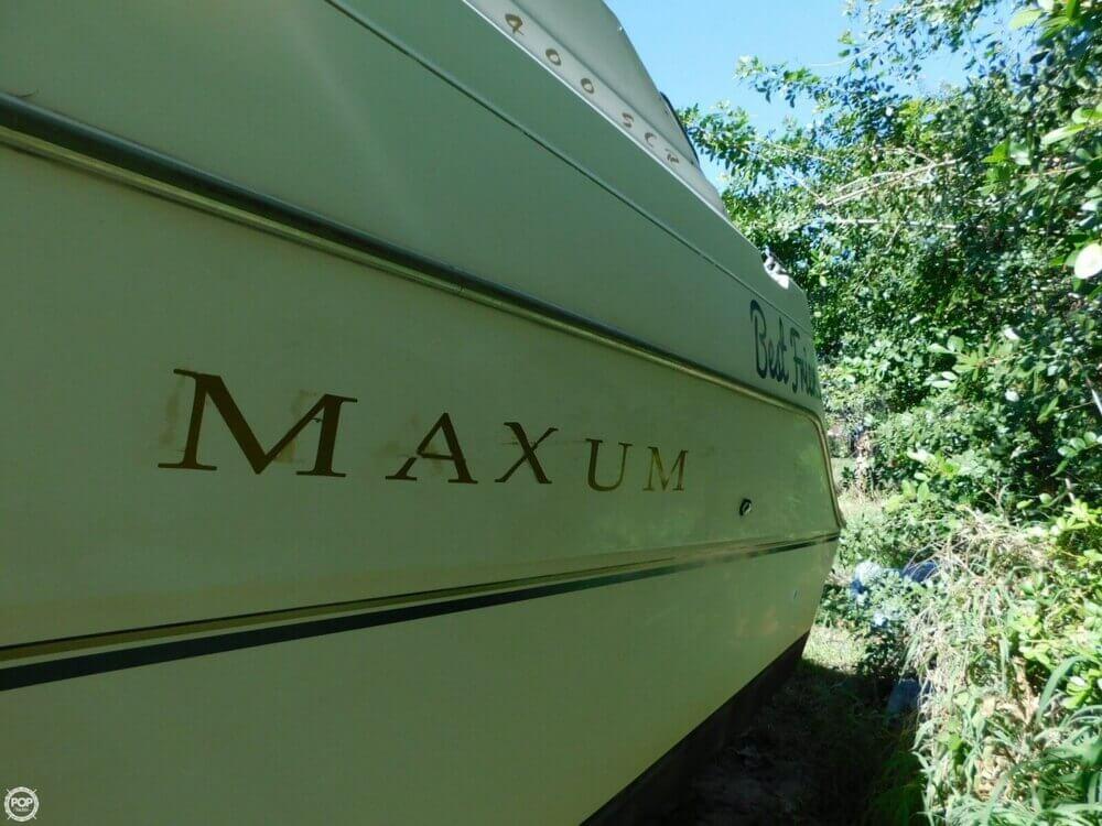 1999 Maxum 2400 SCR - Photo #21