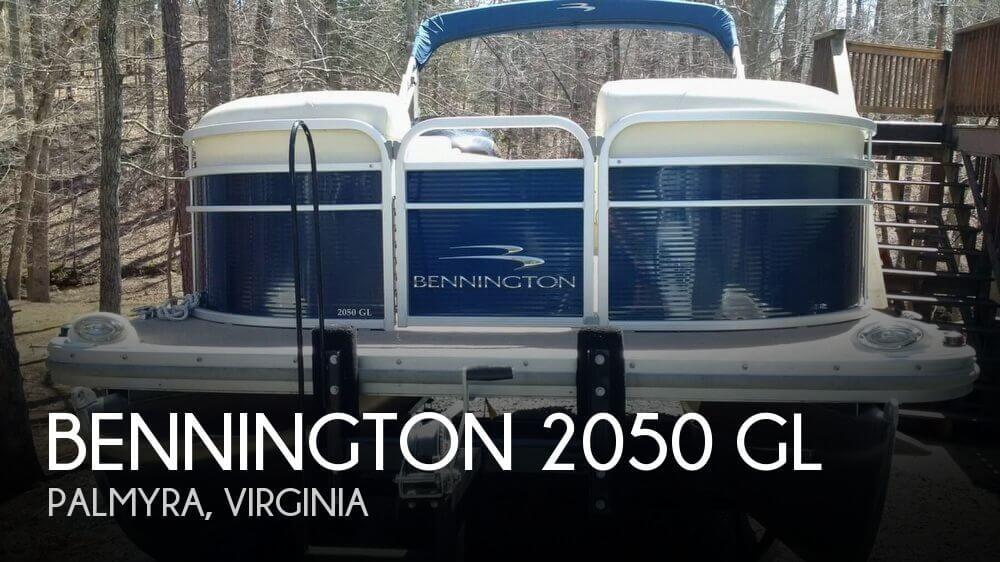 2012 Bennington 2050 GL - Photo #1