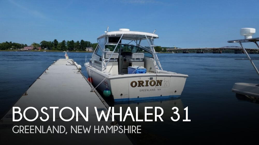 Used Boston Whaler 31 Boats For Sale by owner | 1990 Boston Whaler 31