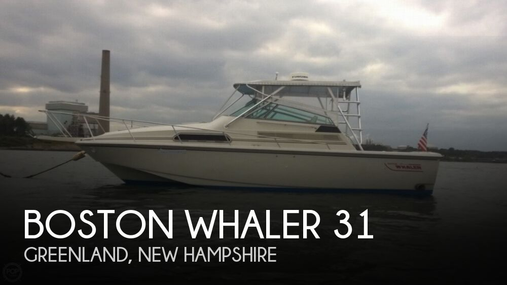 1990 BOSTON WHALER 31 for sale